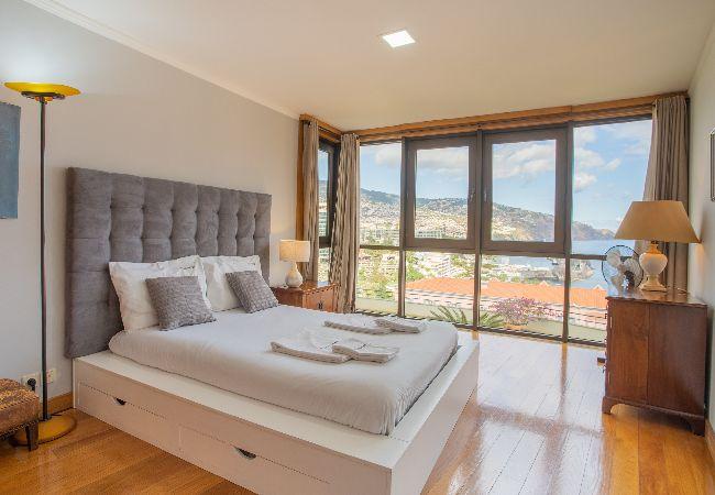 Apartamento em Funchal - Funchal Amazing Sea View Apartment with Pool