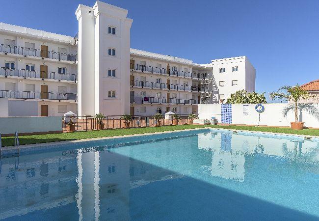 Apartamento em Vila Real de Santo António - Vila Real Santo António Flat with Pool