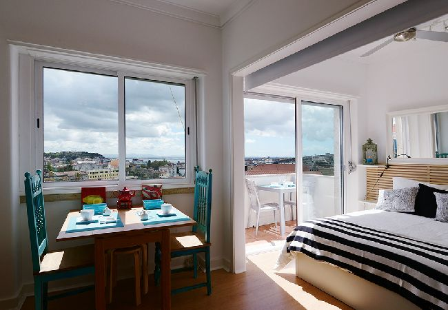 Apartment in Lisbon - Studio View