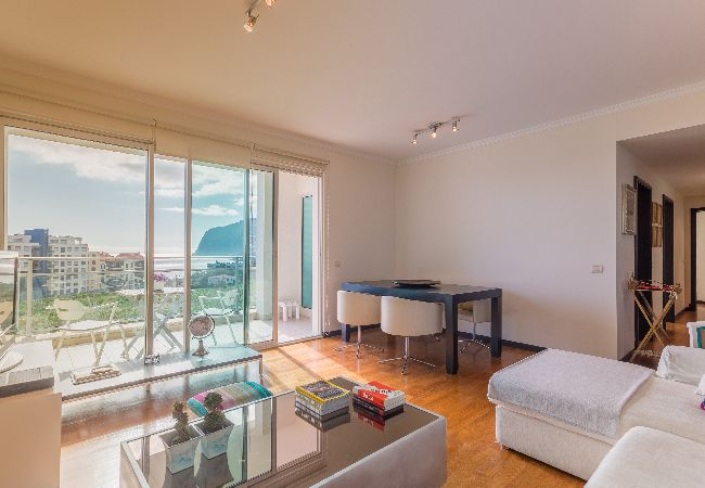 Apartment in Funchal - Funchal Ocean View with Balcony