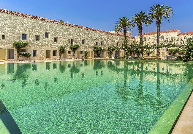 in Tavira - Tavira Mezzanine with Pool