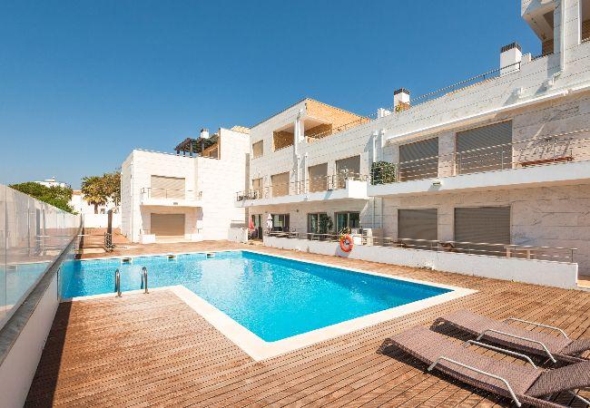 in Tavira - Santa Luzia Flat with Pool