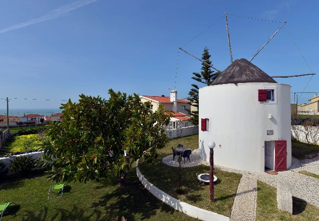 House in Ericeira - Moinho do Mar - Windmill near Ericeira